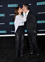 "LOS ANGELES, USA. December 11, 2019: Ashley Greene & Paul Khoury at the premiere of ""Bombshell"" at the Regency Village Theatre.<br /> Picture: Paul Smith/Featureflash"