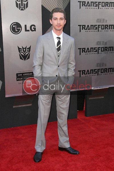 Shia LaBeouf<br />