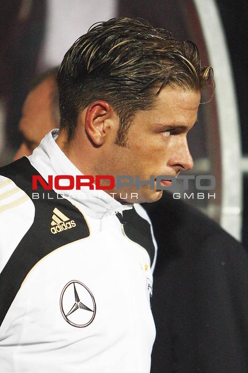WM-Qualifikation 2010<br /> Lichtenstein : Deutschland<br /> <br /> Tim Wiese (Deutschland #12)<br /> <br /> Foto &copy; nph (  nordphoto  )
