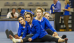 UK Gymnastics 2012: Blue and White Meet