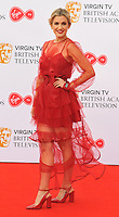 Ashley Roberts at the Virgin TV British Academy (BAFTA) Television Awards 2018, Royal Festival Hall, Belvedere Road, London, England, UK, on Sunday 13 May 2018.<br /> CAP/CAN<br /> &copy;CAN/Capital Pictures