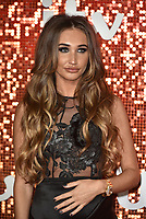 Megan McKenna<br /> The ITV Gala at The London Palladium, in London, England on November 09, 2017<br /> CAP/PL<br /> &copy;Phil Loftus/Capital Pictures