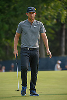 Kevin Chappell (USA) after sinking his putt on 5 during 4th round of the 100th PGA Championship at Bellerive Country Club, St. Louis, Missouri. 8/12/2018.<br /> Picture: Golffile   Ken Murray<br /> <br /> All photo usage must carry mandatory copyright credit (© Golffile   Ken Murray)