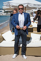Arnold Schwarzenegger at the photocall for &quot;Wonders of the Sea 3D&quot; on the beach at the 70th Festival de Cannes, Cannes, France. 20 May 2017<br /> Picture: Paul Smith/Featureflash/SilverHub 0208 004 5359 sales@silverhubmedia.com