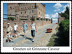 From Grinzane Cavour