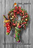 Marcello, CHRISTMAS SYMBOLS, WEIHNACHTEN SYMBOLE, NAVIDAD SÍMBOLOS, paintings+++++,ITMCXM2071,#XX# ,Christmas wreath