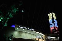 BOGOTÁ-COLOMBIA-21-03-2013. Casi tres años duraron las obras de remodelación de este escenario cultural dedicado a la astronomía. Los espacios renovados fueron el Museo del Espacio, la Sala de Proyecciones, la Astroteca y la Terraza./ Lasted nearly three years of reshuffle works of this cultural scenario dedicated to astronomy. Renewed sites were Space Museum, Projection Room, Astroteca and the Terrace. Photo: VizzorImage/Felipe Caicedo/STAFF