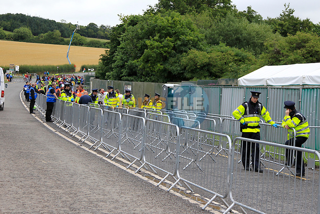 at Slane Concert with Eminem 2013 on Saturday 17th August 2013 <br /> Picture:  Thos Caffrey / www.newsfile.ie