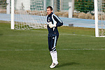 Madrid (02/03/10).-Entrenamiento del Real Madrid..Jerzy Dudek...© Alex Cid-Fuentes/ ALFAQUI..Madrid (02/03/10).-Training session of Real Madrid c.f..Jerzy Dudek...© Alex Cid-Fuentes/ ALFAQUI.
