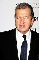 Mario Testino attends Vogue and Mario Testino photocall in Madrid. November 27, 2012. (ALTERPHOTOS/Caro Marin) /NortePhoto