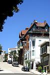 OLD STONE HOUSE ON SAN FRANCISCO STREET