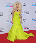 Nicki Minaj at The 2012 American Music  Awards held at Nokia Theatre L.A. Live in Los Angeles, California on November 18,2012                                                                   Copyright 2012  DVS / Hollywood Press Agency