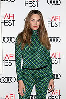 "LOS ANGELES - NOV 8:  Elizabeth Chambers at the AFI FEST 2018 - Opening Gala  ""On The Basis Of Sex""  at the TCL Chinese Theater IMAX on November 8, 2018 in Los Angeles, CA"