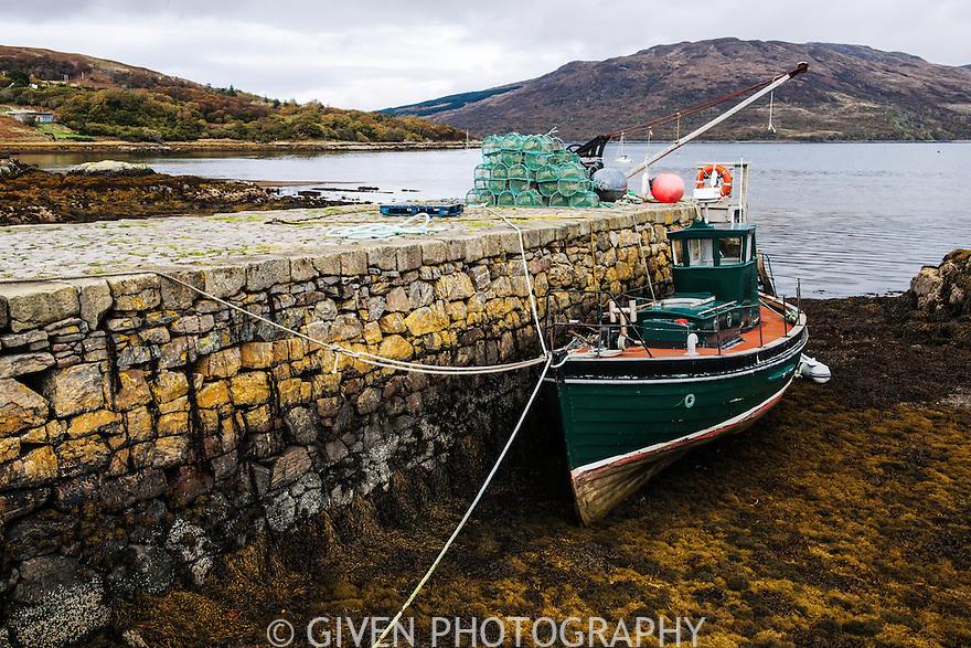 Boat, Scotland
