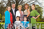 at Kerry Fashion Weekend at the Brehon Hotel Killarney on Sunday.