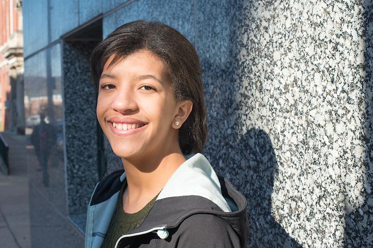 Graduate Student, Leah Butler, Sociology