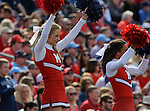 Ole Miss football defeats Georgia Southern at Vaught-Hemingway Stadium in Oxford, Miss., Saturday, Nov. 5, 2016. Photo by Marlee Crawford/Ole Miss Communications