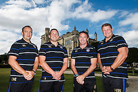 Bath Rugby Media Day : 08.09.15