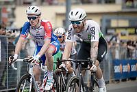 Arnaud Démare (FRA/Groupama-FDJ) wins stage 10<br /> <br /> Stage 10: Ravenna to Modena (147km)<br /> 102nd Giro d'Italia 2019<br /> <br /> ©kramon