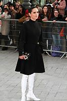 Jennifer Connelly - ARRIVEES AU DEFILE 'VUITTON' AU LOUVRE - FASHION WEEK DE PARIS