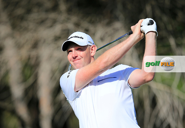 Stephen GALLACHER (SCO) during round 2 of the Turkish Airlines Open presented by the Ministry of Tourism and Culture, hosted at the The Montgomerie Maxx Royal,Antalya,Turkey.<br /> Picture: Fran Caffrey www.golffile.ie