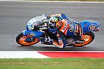 Mugello. italia. motociclismo. <br /> Gran Premio d'Italia TIM during the world championship of motorcycle<br /> Circuito de mugello<br /> a 31/05/2014 <br /> En la foto :  <br /> FreePractices Moto3 <br />alex marquez<br />PHOTOCALL3000/RM