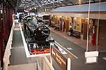 Steam museum of the Great Western Railway, Swindon, England, UK