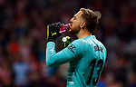 Atletico de Madrid's Jan Oblak during La Liga match. Oct 26, 2019. (ALTERPHOTOS/Manu R.B.)