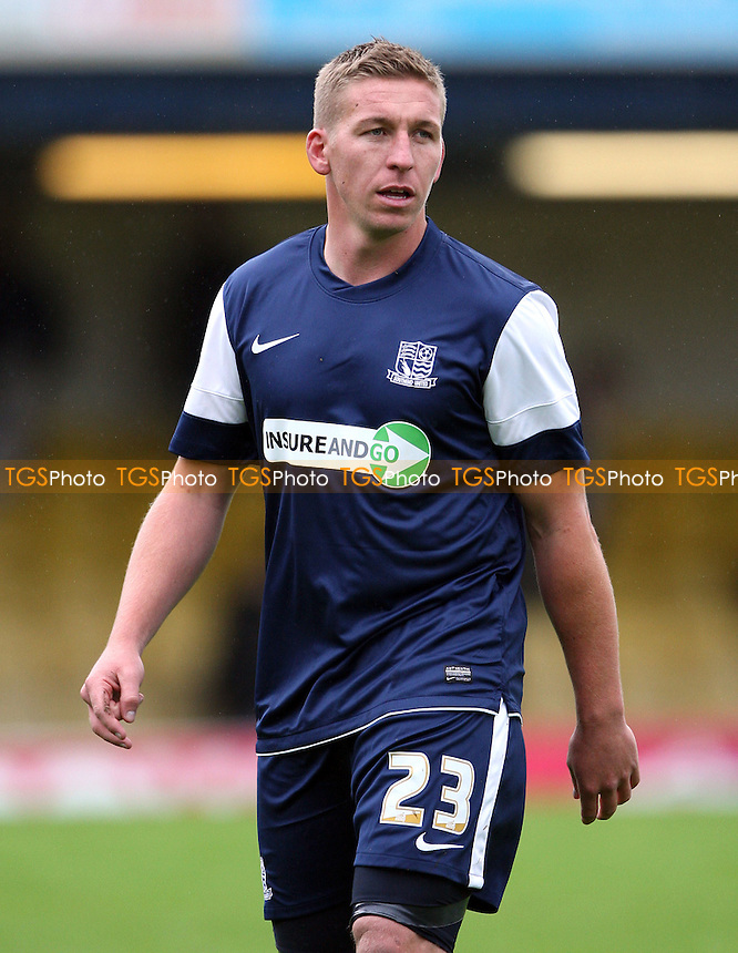 Freddie Eastwood of Southend - Southend United vs West Ham United, Pre-season Friendly at Roots Hall, Southend - 14/07/12 - MANDATORY CREDIT: Rob Newell/TGSPHOTO - Self billing applies where appropriate - 0845 094 6026 - contact@tgsphoto.co.uk - NO UNPAID USE..
