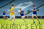 Eamonn Kiely Kerry in action against  Meath in the All Ireland Junior Football Final at O'Moore Park, Portlaoise on Saturday.