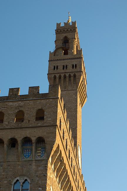 Palazzio Vecchio - Florence Italy.