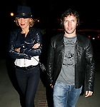 11-8-09.Sunday Night..James Blunt leaving a Jay Z concert with a pretty blonde woman at UCLA college in Los Angeles calfornia. ..AbilityFilms@yahoo.com.805-427-3519.www.AbilityFilms.com.