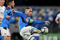 Jose Callejon of Napoli<br /> Napoli 10-12-2019 Stadio San Paolo <br /> Football Champions League 2019/2020 Group E<br /> SSC Napoli - Genk<br /> Photo Antonietta Baldassarre / Insidefoto