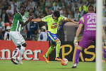 Nacional destrozo al Sporting de Peru
