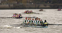 Chiswick, London. ENGLAND,11.03.2006, NCRA  competing 2006 Women's Head of the River Race, Mortlake, Putney, Saturday, 11th March,    © Peter Spurrier/Intersport-images.com.. 2006 Women's Head of the River Race. Rowing Course: River Thames, Championship course, Putney to Mortlake 4.25 Miles