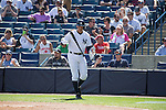 Alex Rodriguez (Yankees),<br /> MARCH 4, 2015 - MLB : Alex Rodriguez of the New York Yankees walks to the batters' box in the first inning during a spring training baseball game against the Philadelphia Phillies at George M. Steinbrenner Field in Tampa, Florida, United States.<br /> (Photo by Thomas Anderson/AFLO) (JAPANESE NEWSPAPER OUT)