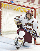 Chris Collins - The Boston College Eagles and University of New Hampshire earned a 3-3 tie on Thursday, March 2, 2006, on Senior Night at Kelley Rink at Conte Forum in Chestnut Hill, MA.  Boston College honored its three seniors, captain Peter Harrold and alternate captains Chris Collins and Stephen Gionta, before the game.