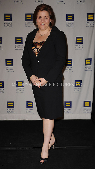 WWW.ACEPIXS.COM . . . . . ....February 6 2010, New York City....NYC Council Speaker Christine C. Quinn arriving at the 9th annual Greater New York Human Rights Campaign Gala at The Waldorf Astoria on February 6, 2010 in New York City.....Please byline: KRISTIN CALLAHAN - ACEPIXS.COM.. . . . . . ..Ace Pictures, Inc:  ..tel: (212) 243 8787 or (646) 769 0430..e-mail: info@acepixs.com..web: http://www.acepixs.com
