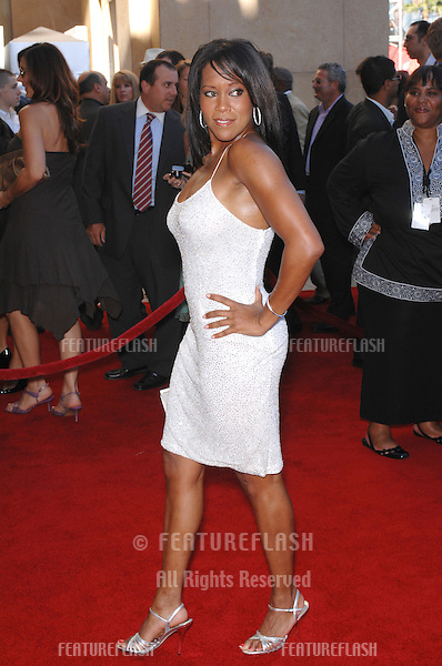 Regina King at the 2007 ESPYS Sports Awards at the Kodak Theatre, Hollywood..July 12, 2007  Los Angeles, CA.Picture: Paul Smith / Featureflash