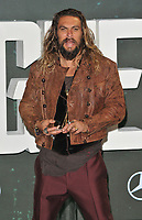 Jason Momoa at the &quot;Justice League&quot; press photocall, The College, Southampton Row, London, England, UK, on Saturday 04 November 2017.<br /> CAP/CAN<br /> &copy;CAN/Capital Pictures