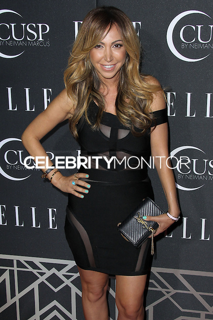 HOLLYWOOD, LOS ANGELES, CA, USA - APRIL 22: Diana Madison at the 5th Annual ELLE Women In Music Concert Celebration presented by CUSP by Neiman Marcus held at Avalon on April 22, 2014 in Hollywood, Los Angeles, California, United States. (Photo by Xavier Collin/Celebrity Monitor)