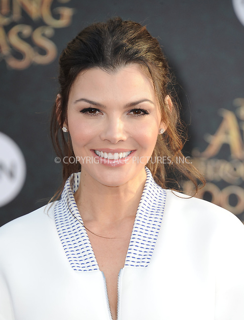 WWW.ACEPIXS.COM<br /> <br /> May 23 2016, LA<br /> <br /> Ali Landry arriving at the premiere of Disney's 'Alice Through The Looking Glass' at the El Capitan Theatre on May 23, 2016 in Hollywood, California.<br /> <br /> <br /> By Line: Peter West/ACE Pictures<br /> <br /> <br /> ACE Pictures, Inc.<br /> tel: 646 769 0430<br /> Email: info@acepixs.com<br /> www.acepixs.com