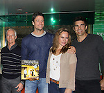"- Days of our Lives cast - Greg Meng (Executive in charge of Production), James Scott, Crystal Chappell and Galen Gering at a book signing for ""Days Of Our Lives: A celebration in Photos - 45 years"" on February 25, 2011 at the NBC Experience Store, Rockefeller Center, New York City, New York. (Photo by Sue Coflin/Max Photos)"