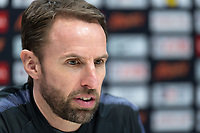 Gareth Southgate manager of England during the England National Team Training ahead of the international friendly match with Italy at Tottenham Hotspur Training Ground, Hotspur Way, England on 26 March 2018. Photo by Vince  Mignott.