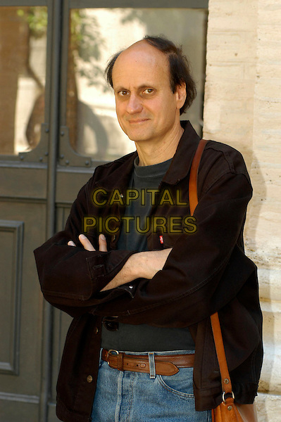"FRANCESCO BRUNO.Photocall for ""My Father"", Rome, Italy. .June 7th, 2006 .Ref: CAV.half length arms crossed.www.capitalpictures.com.sales@capitalpictures.com.© Capital Pictures."