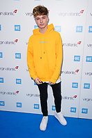 HRVY arriving for WE Day 2018 at Wembley Arena, London, UK. <br /> 07 March  2018<br /> Picture: Steve Vas/Featureflash/SilverHub 0208 004 5359 sales@silverhubmedia.com