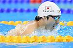 Takayuki Suzuki (JPN), <br /> SEPTEMBER 12, 2016 - Swimming : <br /> Men's 150m Individual Medley SM4 Heat <br /> at Olympic Aquatics Stadium<br /> during the Rio 2016 Paralympic Games in Rio de Janeiro, Brazil.<br /> (Photo by AFLO SPORT)