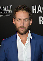 LOS ANGELES, CA. October 24, 2016: Actor Ori Pfeffer at the Los Angeles premiere of &quot;Hacksaw Ridge&quot; at The Academy's Samuel Goldwyn Theatre, Beverly Hills.<br /> Picture: Paul Smith/Featureflash/SilverHub 0208 004 5359/ 07711 972644 Editors@silverhubmedia.com