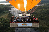 20140624 June 24 Hot Air Balloon Gold Coast