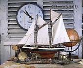 Interlitho, STILL LIFE STILLLEBEN, NATURALEZA MORTA, photo,maritime,sailing boat+++++,KL16440,#i#